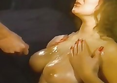 Peter North Retro Cumshot..