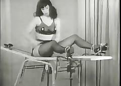 Betty Page, Villeinage Big wheel