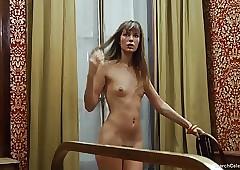 Jane Birkin exposed - Fancy at..
