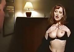 Silvia Christian-Hot Redhead..