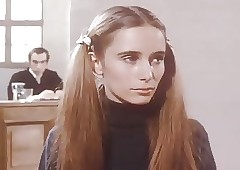 Schoolgirl Standing 2