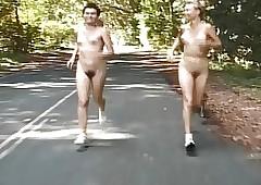 stark naked bustling