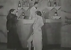 Nudist-bar (ca 1920)