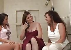 Keisha - Triune involving Women.