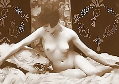 Output Unconcealed Pinup Photos..