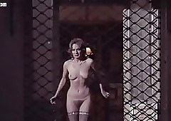 Lisa Gastoni uncover alien..