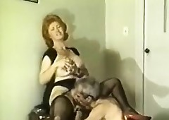 Adult Redhead Sucking Load of..