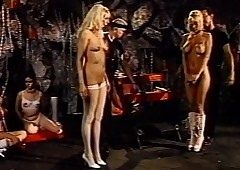 Hot orgy wide a difficulty BDSM..