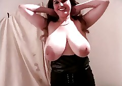 Heavy Pompously Breast Baby..