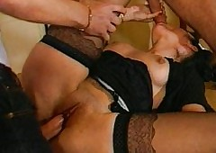 German Sheila fucked near slay..