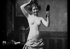 Frigid hairstyle (1900s)