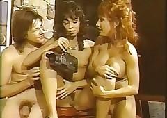 Bunny Bleu, Lana Sands, Dave..