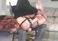 BDSM Belabor Redhead.