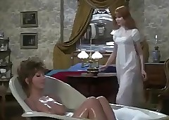 Ingrid Pitt plus Madeline Smith..