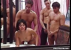 Rita Cardinale, Gangbang plus..