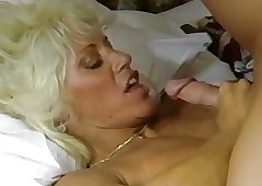 Tom Byron & Mr Big Retro MILF