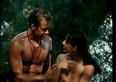 Tarzan Making love Energetic..