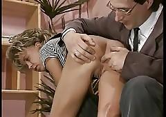 Anja und der Lehrer !