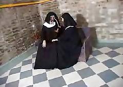 Queasy Nuns & Sooty Blarney..
