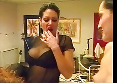 Joanne Smashing les