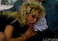 Mart Spanish MILF gets ugly..